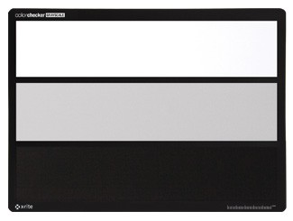 X-Rite Colorchecker Grey Balance