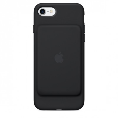 Apple iPhone 7 Smart Battery Case - Schwarz
