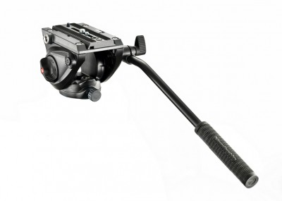 Manfrotto MVH500AH - Kompakt Fluid Videoneiger