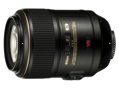 Nikon AF-S Micro-NIKKOR 105mm F2,8G IF-ED VR