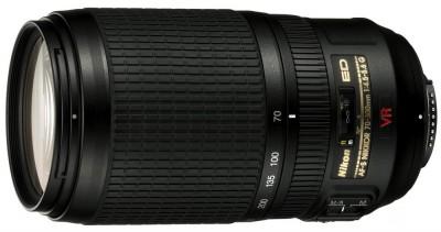 Nikon AF-S NIKKOR 70-300mm F4.5-5.6G IF-ED VR