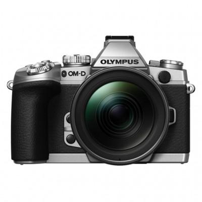 Olympus OM-D E-M1 mit 12-40mm - Silber