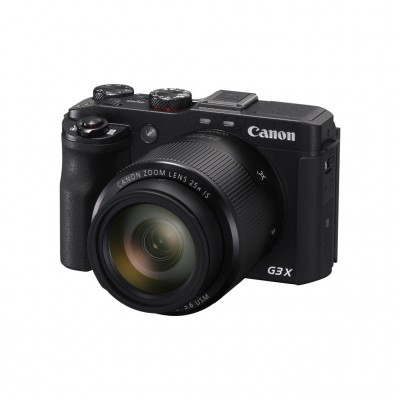Canon PowerShot G3 X - Schwarz