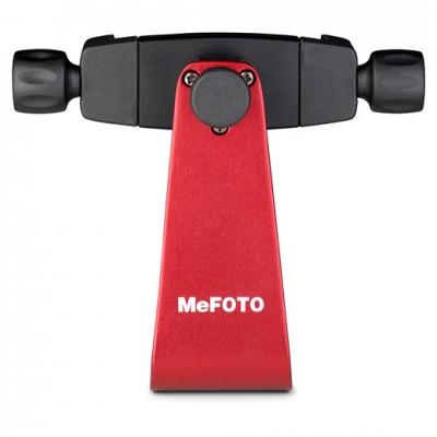 MeFOTO MPH100R - SideKick360 SmartPhone - Adapter für Stative - Rot