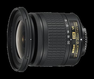 Nikon AF-P DX NIKKOR 10-20mm 1:4,5-5,6 G VR