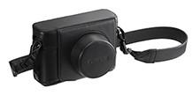 Fujifilm BLC-X100F - Ledertasche für X100F - Schwarz