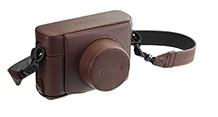 Fujifilm BLC-X100F - Ledertasche für X100F - Dunkelbraun
