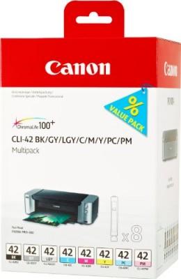 Canon CLI-42 - BK/C/M/Y Tinte Multipack