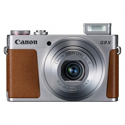 Canon PowerShot G9 X - Silber