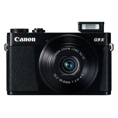 Canon PowerShot G9 X - Schwarz