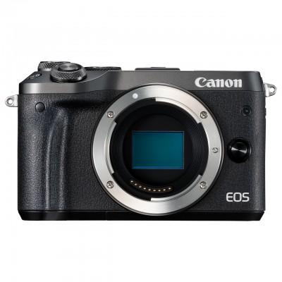 Canon EOS M6 Body - Schwarz