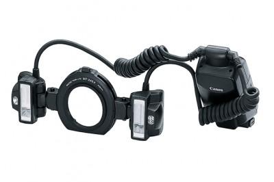 Canon MT-24EX - Makro Zwillingsblitzgerät Twin Lite