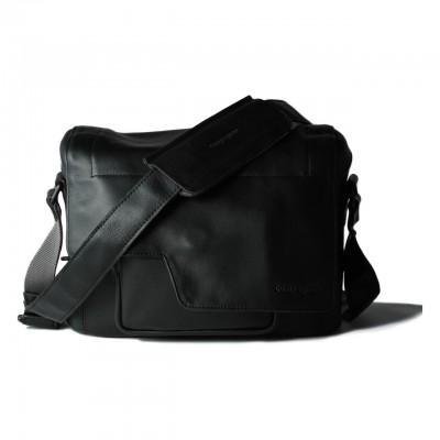 COMPAGNON 208 The Little Messenger - Generation 2 - Camera Bag (Black)