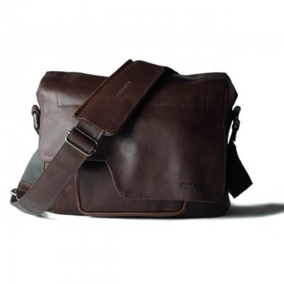 COMPAGNON 207 The Little Messenger - Generation 2 - Camera Bag (Dark Brown)