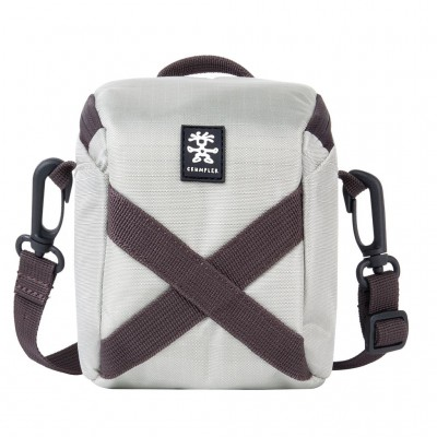 Crumpler Light Delight 100 - Platinum
