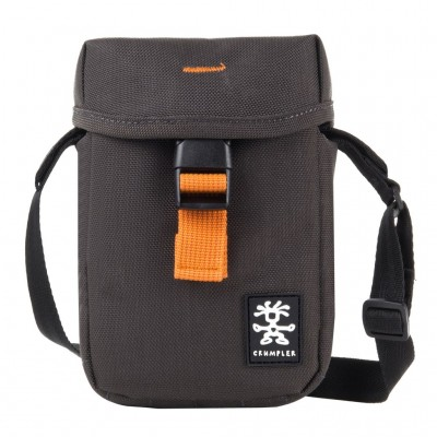 Crumpler Proper Roady 200 - Gray Black Orange