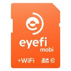 eyefi 8GB SDHC Class10 Speicherkarte mit WiFi