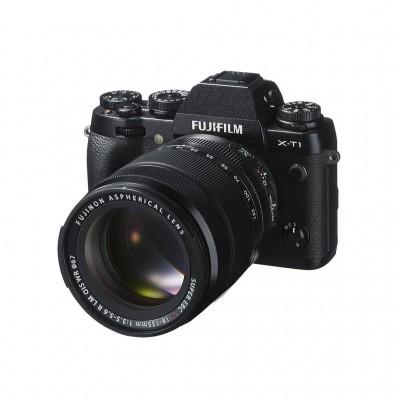 Fujifilm X-T1 18-135mm F3.5-5.6 Kit - Schwarz