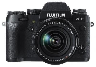 Fujifilm X-T1 18-55mm F2,8-4 Kit - Schwarz