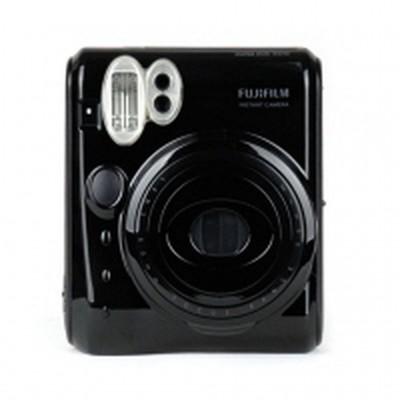 Fujifilm Instax mini 50S Piano Black - schwarz