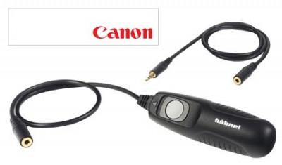 hähnel Kabelfernauslöser HRC 280 für Canon