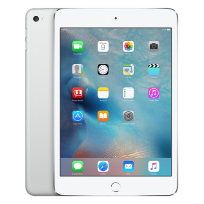 Apple iPad mini 4 16GB WiFi + Celluar - Silver