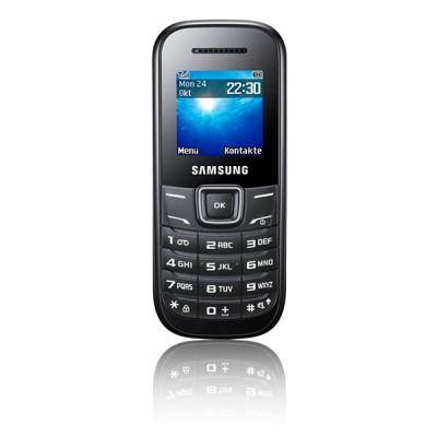 Samsung GT-E1200I - Schwarz
