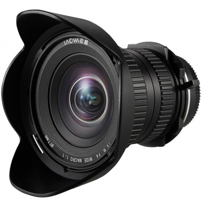Laowa 15mm F/4 Macro 1:1 Shift für Canon EOS