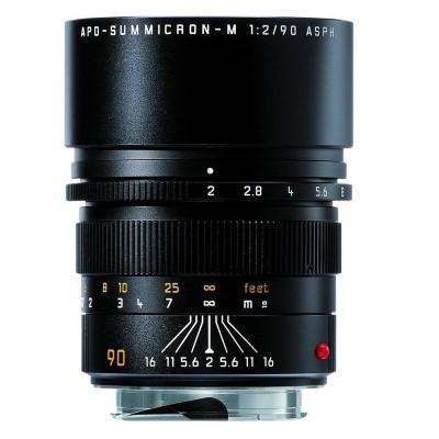 LEICA APO-SUMMICRON-M 1:2/90mm ASPH.
