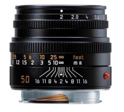LEICA SUMMICRON-M 1:2,0/50 mm