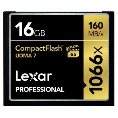Lexar Professional 1066x CompactFlash 16GB