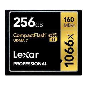 Lexar Professional 1066x CompactFlash 256GB