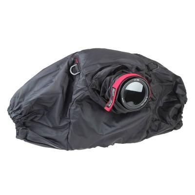 matin Deluxe Regenschutzhülle V2 - Schwarz