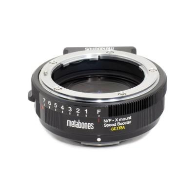 metabones Adapter - Speedbooster für Nikon G auf Fuji X-Mount