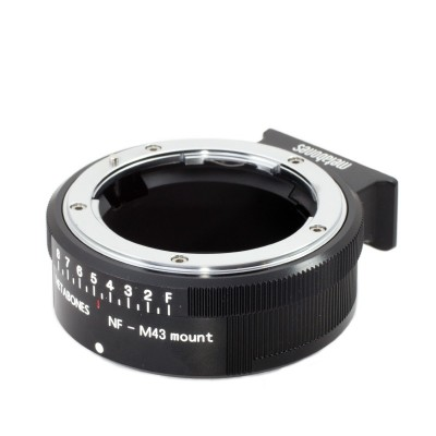 metabones Adapter - Nikon G auf MicroFourThirds