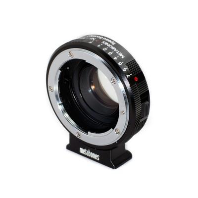 metabones Adapter - Speedbooster für Nikon G auf MicroFourThirds