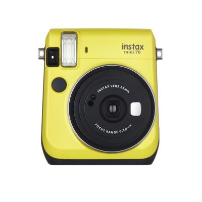 Fujifilm Instax mini 70 - gelb