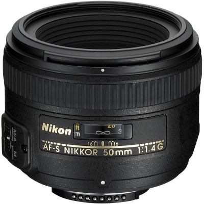 Nikon AF-S NIKKOR 50mm F1,4G