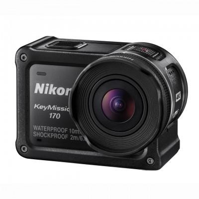 Nikon KeyMission 170 - Schwarz