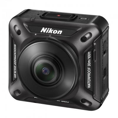 Nikon KeyMission 360 - Schwarz