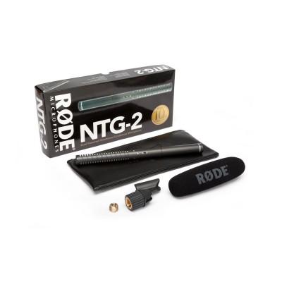 Rode - Richtrohrmikrofon NTG2