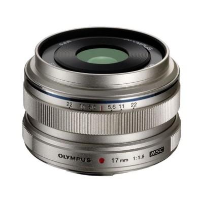 Olympus M.ZUIKO DIGITAL 17mm F1,8 - Silber