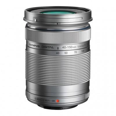Olympus M.ZUIKO DIGITAL ED 40-150mm F4.0-5.6 R - Silber