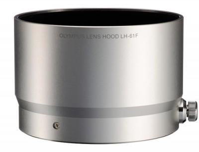 Olympus LH-61F Gegenlichtblende - Silber