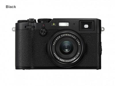 Fujifilm X100F - Schwarz