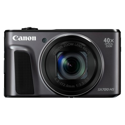 Canon PowerShot SX720 HS - Schwarz
