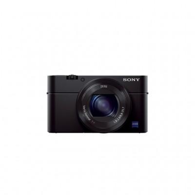 Sony CyberShot RX100III - Schwarz - B-Ware