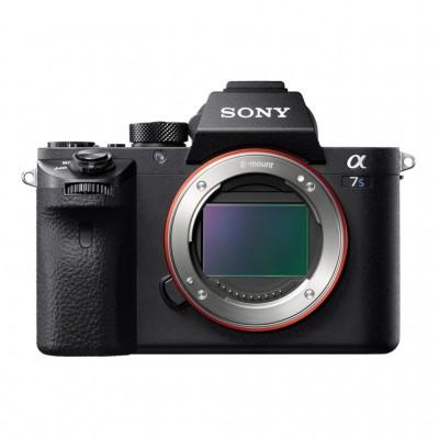 Sony alpha 7SM2 Body (ILCE-7SM2) - Schwarz