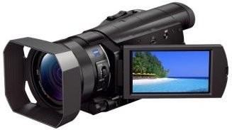 Sony Handycam HDR-CX900E - Schwarz