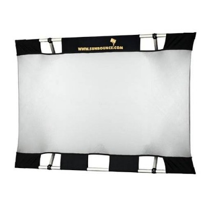 sunbouncer Mini Kit - Silber/Weiß